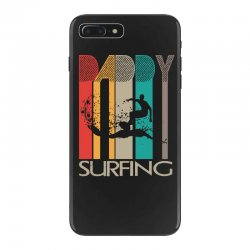 daddy surfing iPhone 7 Plus Case | Artistshot