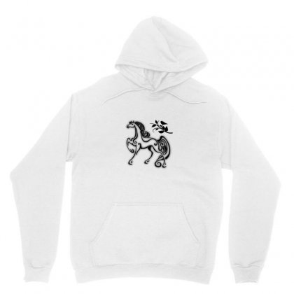 Magical Horse Unisex Hoodie Designed By Ianski