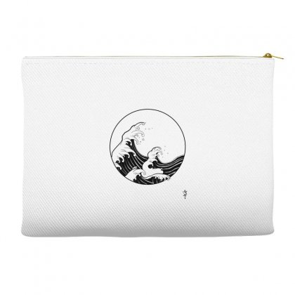 Waves Accessory Pouches Designed By Sushininja
