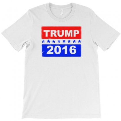Trump For 2016 T-shirt Designed By F4j4r