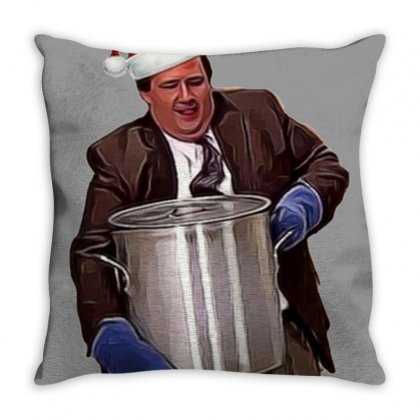 Kevin Malone Throw Pillow Designed By Cutmemey