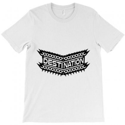 Destination T-shirt Designed By Cedesigns