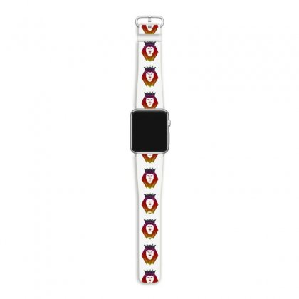 King Of The Jungle Apple Watch Band Designed By Usmanarshad85