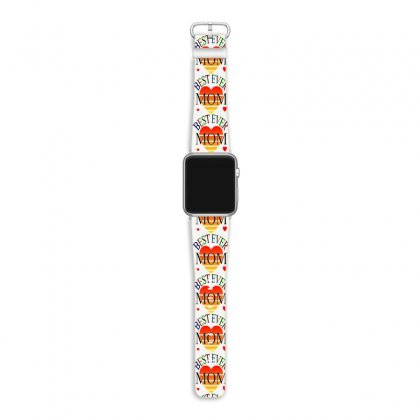 Mother Day T-shirt Apple Watch Band Designed By Arfa