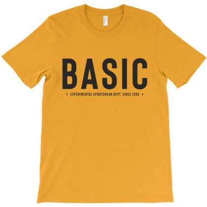 Basic Original Sportswear T Shirt T-shirt Designed By Designisfun