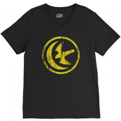 House Arryn V-neck Tee Designed By Teeshop