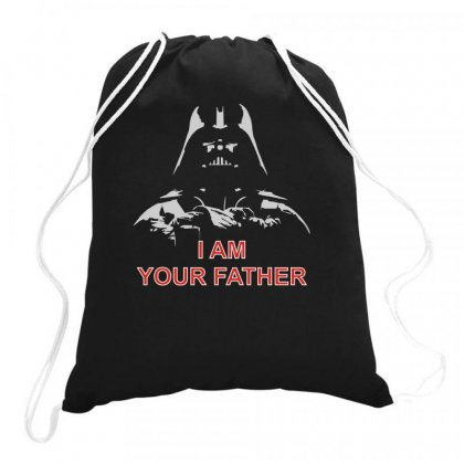 I Am Your Father Funny Drawstring Bags Designed By Teeshop