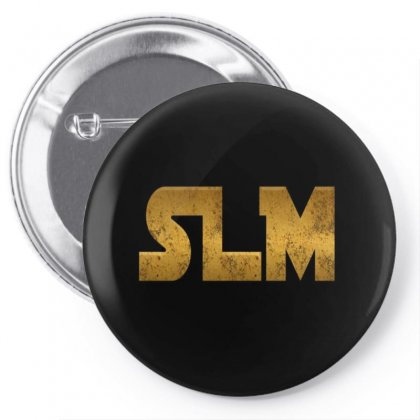 Slm Pin-back Button Designed By Izzadev