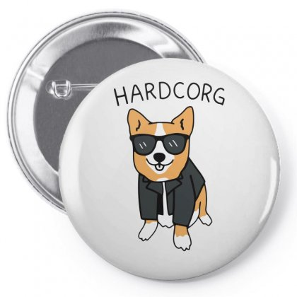 Funny Hardcorg T Pin-back Button Designed By Milamaftah
