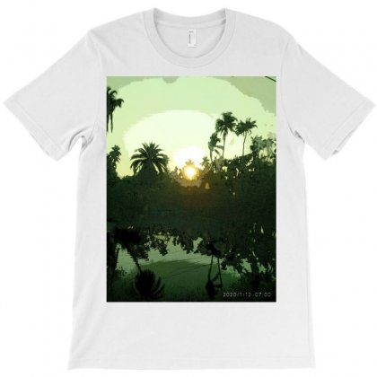 Land Scape T-shirt Designed By Achintya