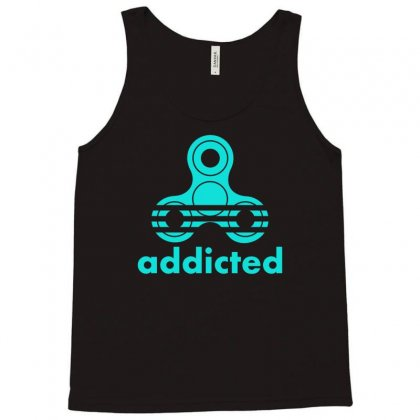 Addicted Tank Top Designed By S4bilal
