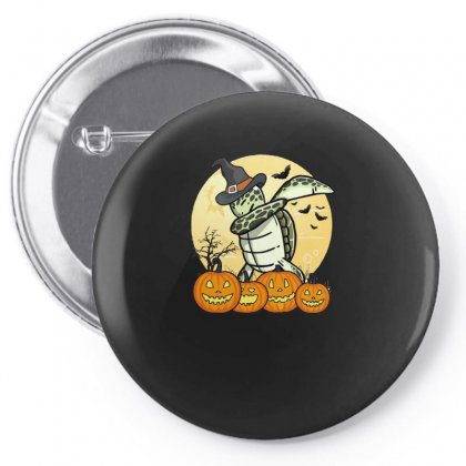 Dabbing Turtle Halloween Dab Dance Pin-back Button Designed By Hoainv