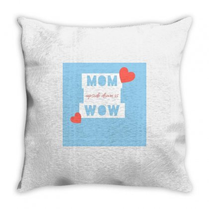 Mom Throw Pillow Designed By Vj575789