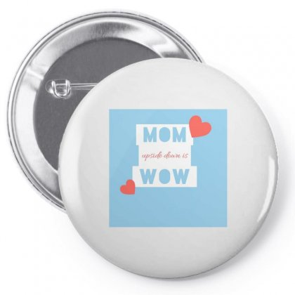 Mom Pin-back Button Designed By Vj575789