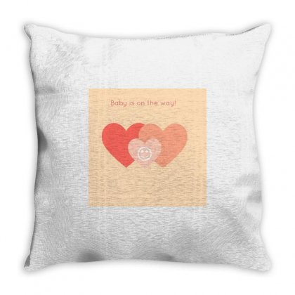 Baby Throw Pillow Designed By Vj575789