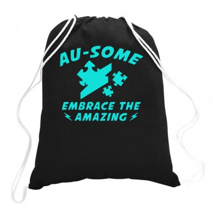 Au Some Drawstring Bags Designed By S4bilal