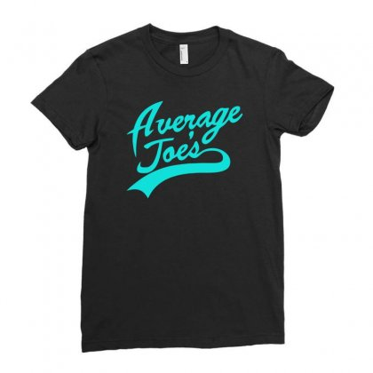 Average Joe's Ladies Fitted T-shirt Designed By S4bilal