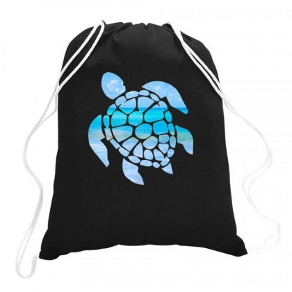 Sea Turtle Drawstring Bags Designed By Hoainv