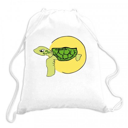 Turtle Baby Drawstring Bags Designed By Hoainv