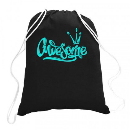 Awesome Drawstring Bags Designed By S4bilal