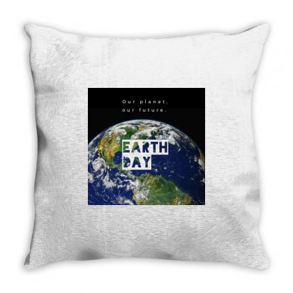 Earth Throw Pillow Designed By Vj575789