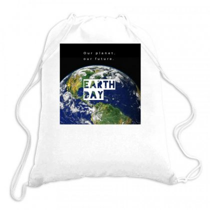 Earth Drawstring Bags Designed By Vj575789