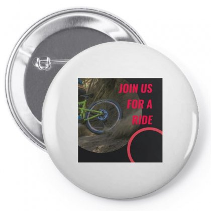 Ride Pin-back Button Designed By Vj575789