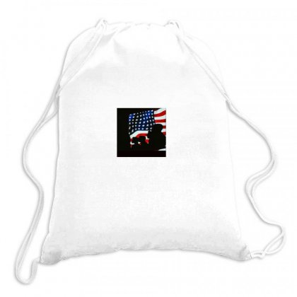 Love Usa Drawstring Bags Designed By Vj575789