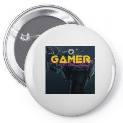 Game Pin-back Button Designed By Vj575789