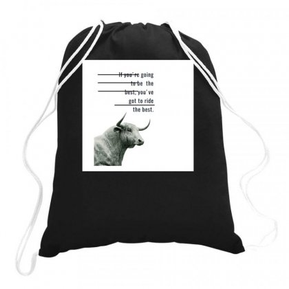 Ride Drawstring Bags Designed By Vj575789