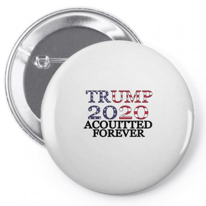 Acquitted Forever Pin-back Button Designed By Bettercallsaul