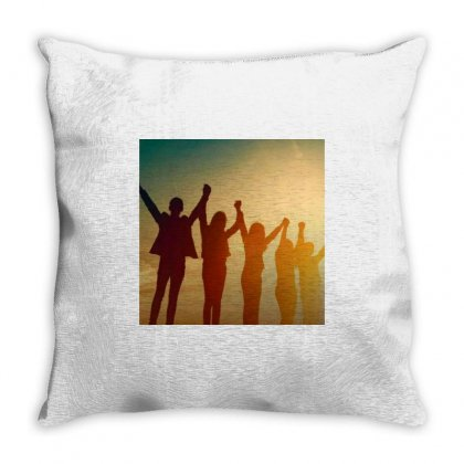We Can We Do Throw Pillow Designed By Vj575789