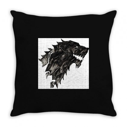 Dog Throw Pillow Designed By Mlgreqt