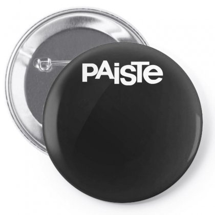 Paiste Pin-back Button Designed By Enjang