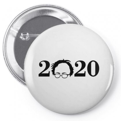 Bernie Silhouette 2020 Pin-back Button Designed By Honeysuckle