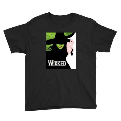Wicked Tour Youth Tee Designed By Gandi86