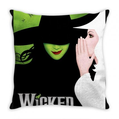 Wicked Tour Throw Pillow Designed By Gandi86