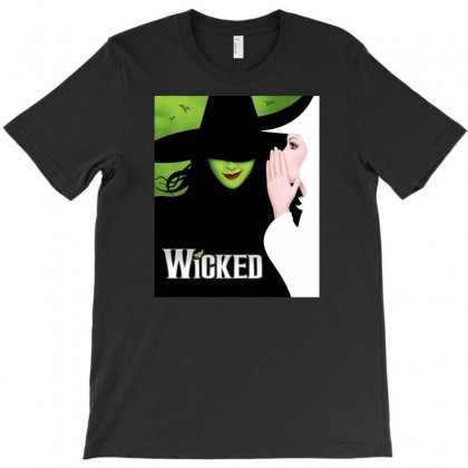 Wicked Tour T-shirt Designed By Gandi86