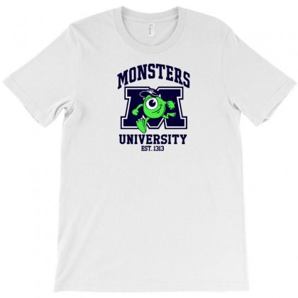 Monsters T-shirt Designed By Disgus_thing