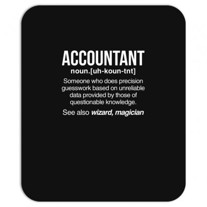 Accountant Jobs Title Mousepad Designed By Hoainv