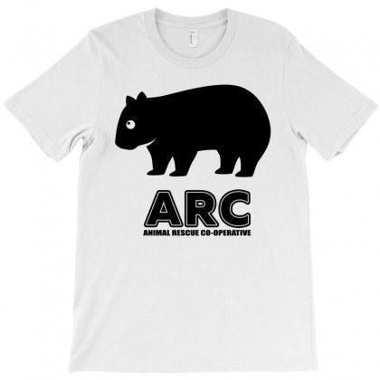 Arc Wombat Gear   Animal Rescue Co Operative T-shirt Designed By Artwoman