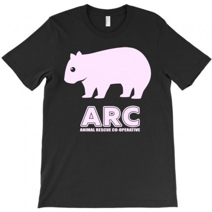 Arc Wombat Gear , Animal Rescue Co Operative T-shirt Designed By Artwoman
