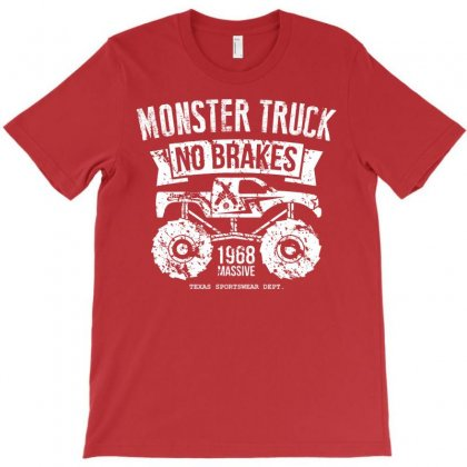 Monstertruck Monster Truck Offroad Off Road T-shirt Designed By Designisfun