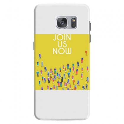 Join Samsung Galaxy S7 Case Designed By Vj575789