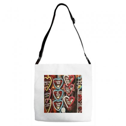 Love Him Adjustable Strap Totes Designed By Vj575789