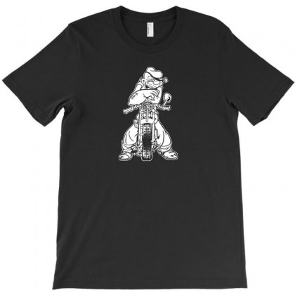 Popeye T-shirt Designed By Disgus_thing