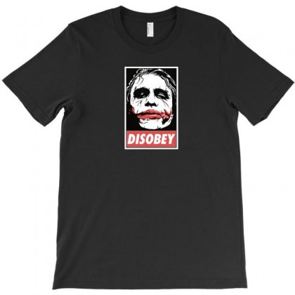 Disobey T-shirt Designed By Disgus_thing