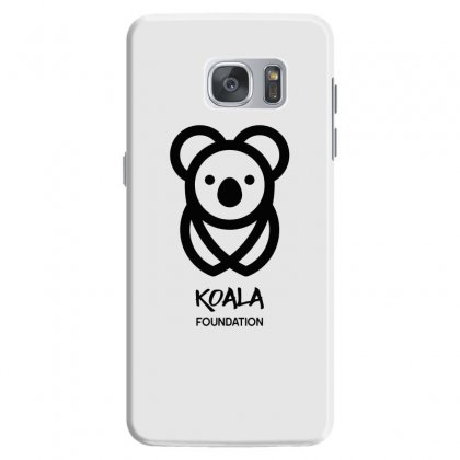Koala Foundation Samsung Galaxy S7 Case Designed By Redberries