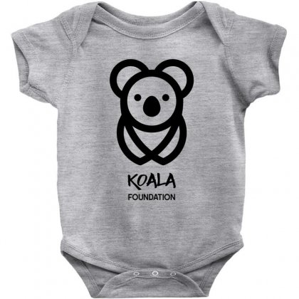 Koala Foundation Baby Bodysuit Designed By Redberries