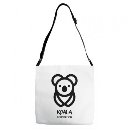Koala Foundation Adjustable Strap Totes Designed By Redberries